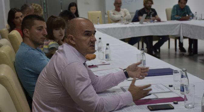 Capacity building training held in Bijelo Polje